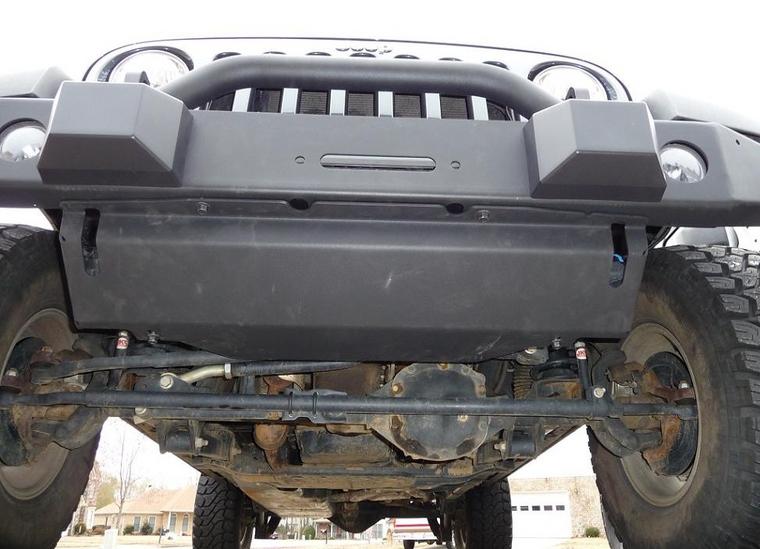 Ölwanne Automatikgetriebe Jeep Wrangler JK 2007+