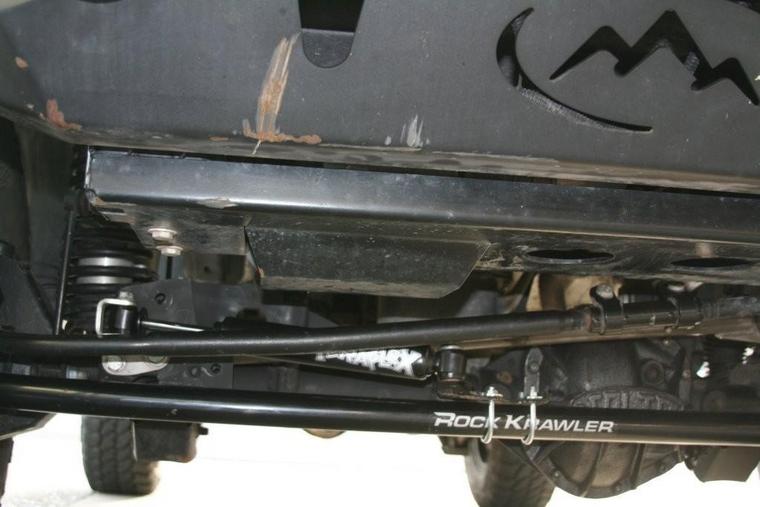 Rock Krawler Tie Rod Ends : Project jk get a rock krawler hd tie rod page