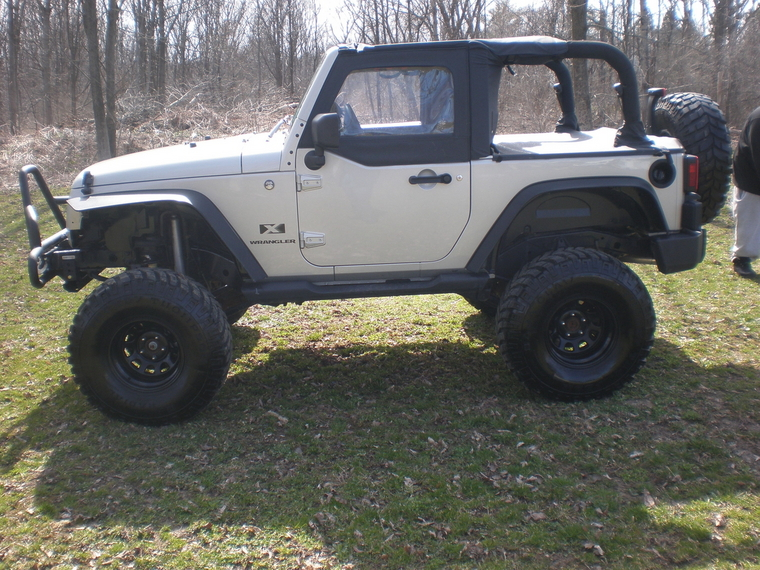 Do I need new drive shaft with 6inch lift? - Jeep Wrangler Forum