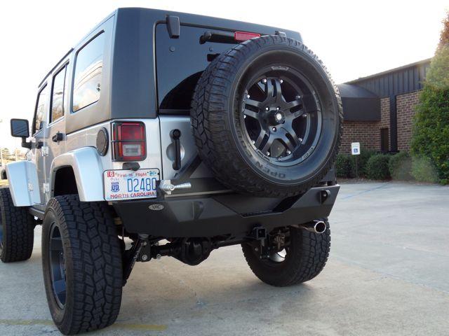 New Smittybilt XRC Rear Installed - JK-Forum.com - The top ...