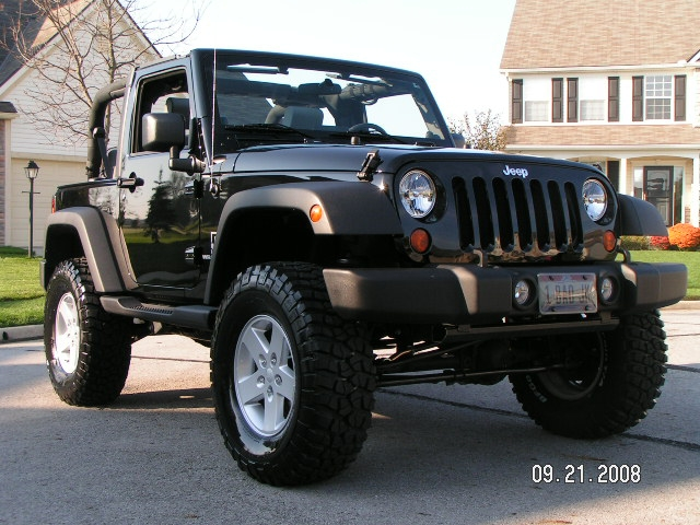 Pics Of 3 Quot Lift Amp 1 1 2 Quot Spacers W Stock Rubio Wheels