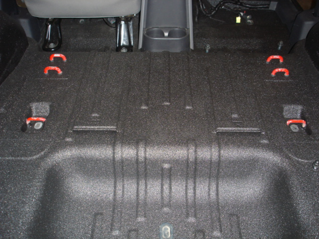 Rhino Lining the Interior - JK-Forum.com - The top destination for Jeep JK and JL Wrangler news, rumors, and discussion
