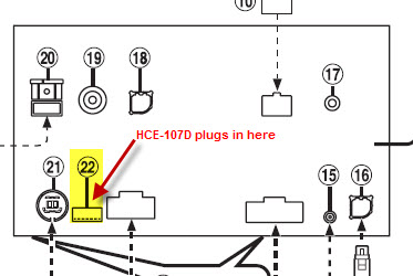 HCE 107D_connection tapping into reverse lead? page 3 alpine ixa w404 wiring diagram at love-stories.co