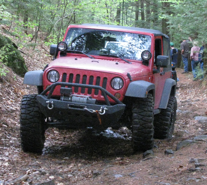 """The Official """" Show Me Your JK On 16 Inch Wheels """" Thread"""