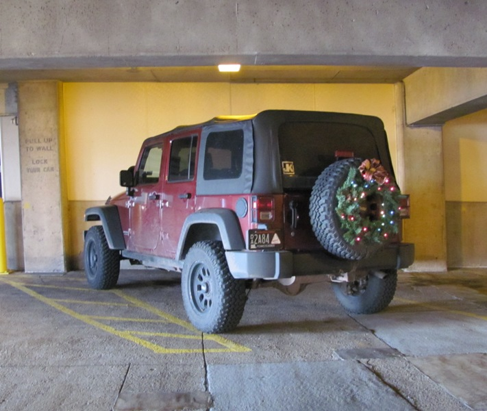 wiring  powering jk xmas wreath - jk-forum com