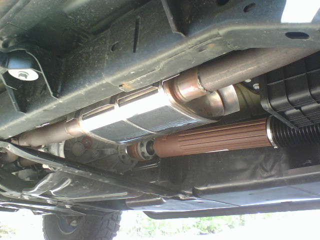 Flowmaster Muffler Jk Forum Com The Top Destination