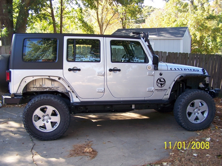 Anyone Running Without Fenders Jk Forum Com The Top Destination For Jeep Jk And Jl Wrangler News Rumors And Discussion