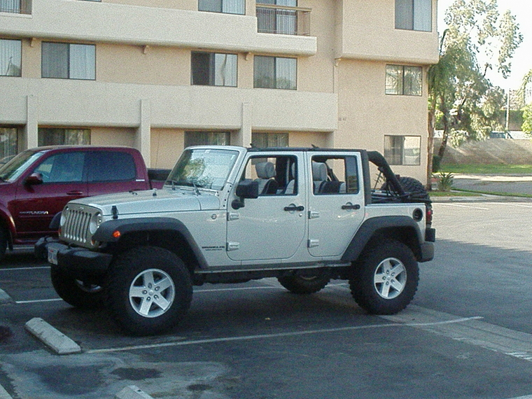 Pics Of My Jeep Including Rhino Liner Jk The Top Destination For Jeep Jk Wrangler