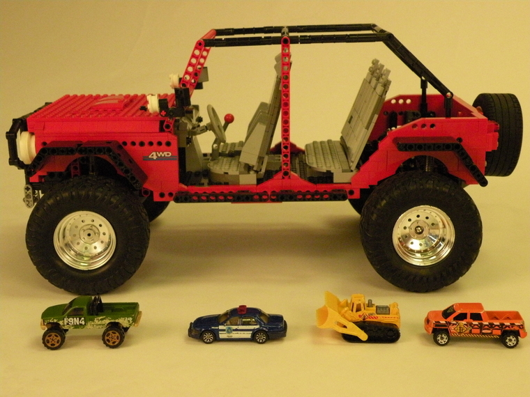Jk Scale Models Or Diecast Jkowners Com Jeep