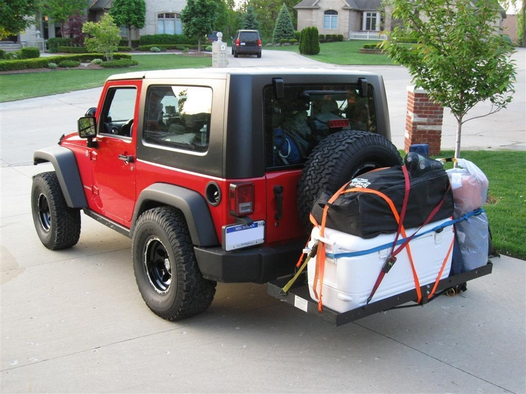 Speaking Of Racks Any Hitch Cargo Rack Recommendations