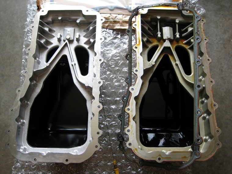 Oil Pan Gasket Replacement Cost >> Oil Pan Removal Installation Jk Forum Com The Top