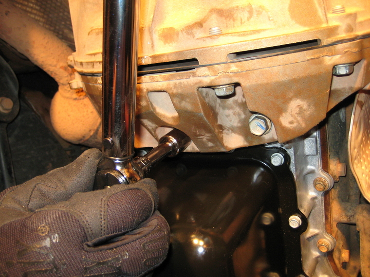 Oil Pan Removal / Installation - JK-Forum com - The top