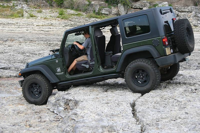 18 Wheels 33 Tires Jk Forum Com The Top Destination For Jeep Jk