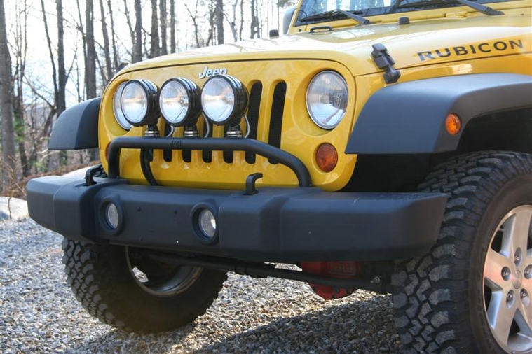 Best Offroad Lights For Front Bumper Jeep Wrangler Forum