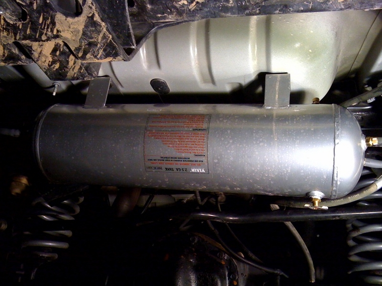 Jeep Jk Air Tank