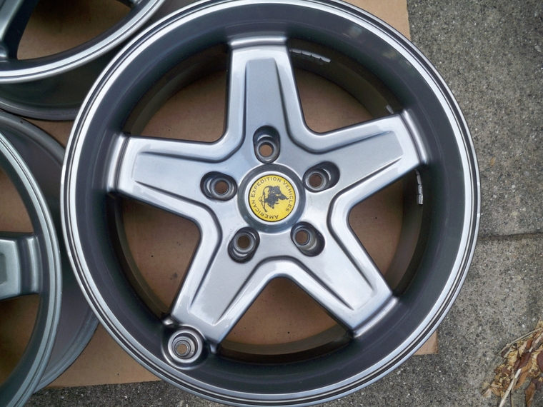 5 AEV Argent Pintler Wheels - JK-Forum.com - The top ...