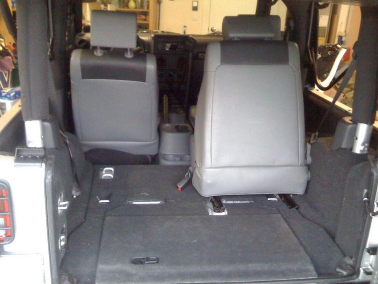 2 Door Custom Rear Seat Bucket Replacing Bench Jk Forum Com The Top Destination For Jeep