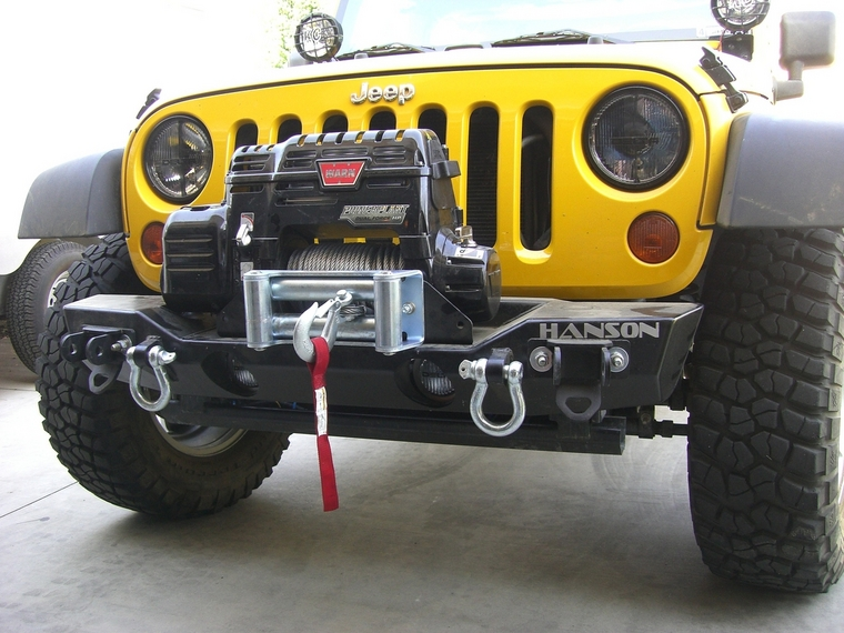 Winching without a controller. - JK-Forum.com - The top destination ...