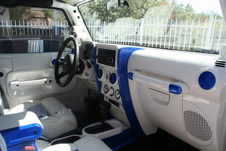Anyone Painted Interior Parts To Match Exterior Of Jeep Page 4 Jk The Top