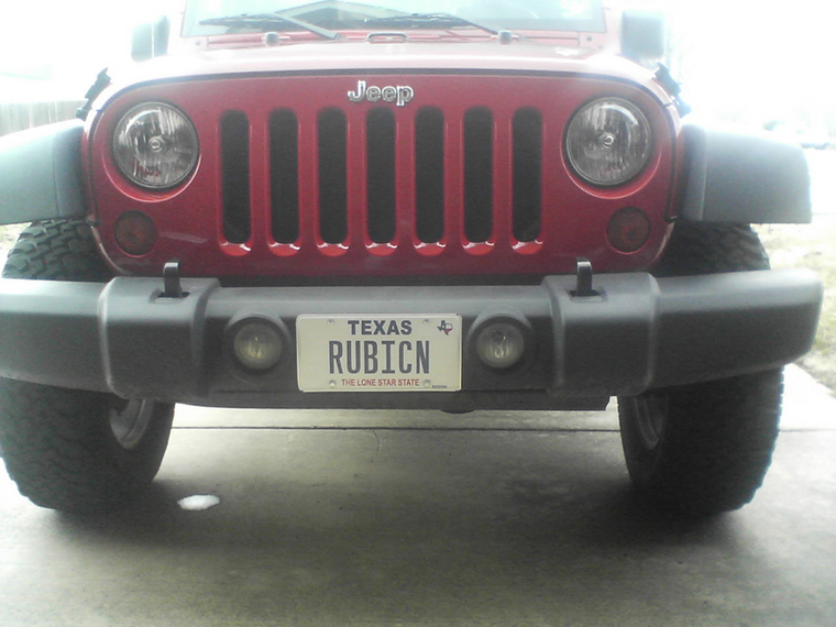 License Plate Ideas Jk Forum Com The Top Destination For Jeep