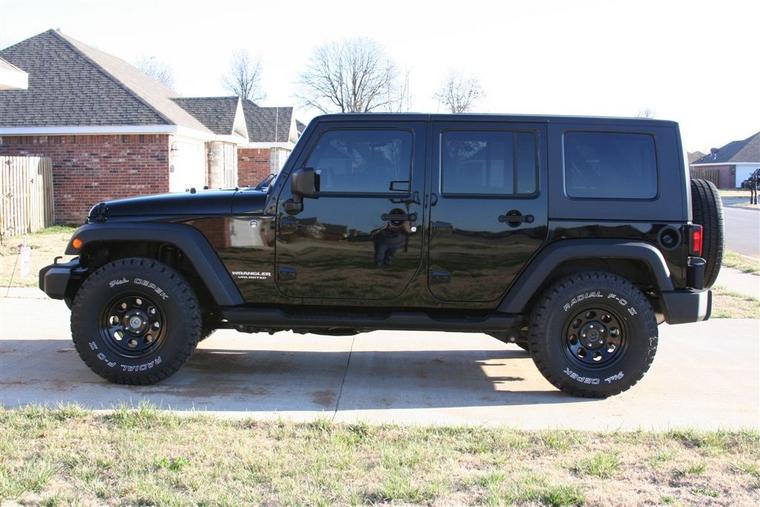 blacked out jeeps. - JK-Forum.com - The top destination for Jeep JK