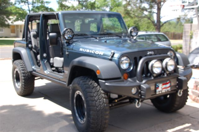 Windshield Mounted Lights Glare Page 2 Jk Forum