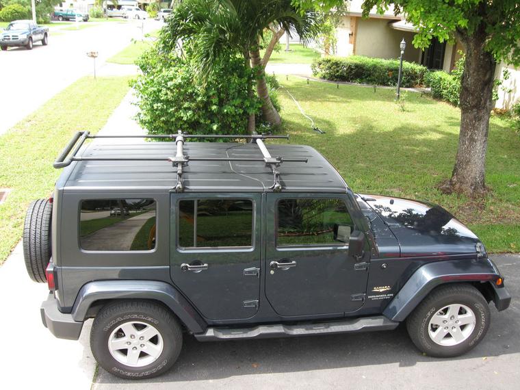 Jeep Wrangler Roof Racks For Hardtops