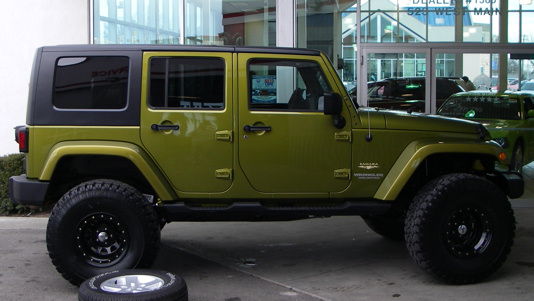 Rescue Green Jeep >> Rescue Green Show Off Thread Jk Forum Com The Top