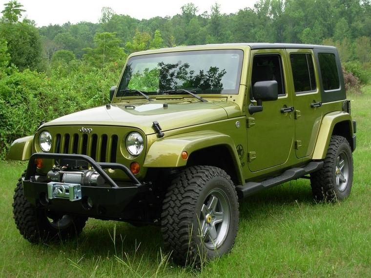 2007 jk rescue green 4door 4wd jk the top destination for jeep jk wrangler news. Black Bedroom Furniture Sets. Home Design Ideas