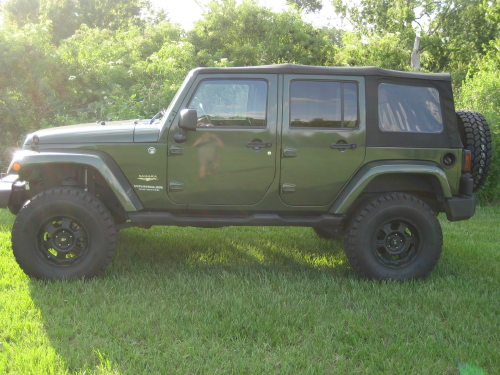 Jeep Green Metallic Post Your Pics Page 36 Jk Forum