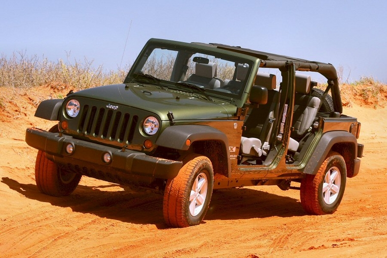 jeep without doors