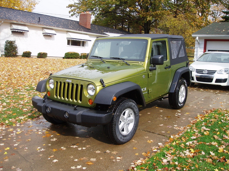 photo request: Rescue Green 2 door X - JK-Forum.com - The ...