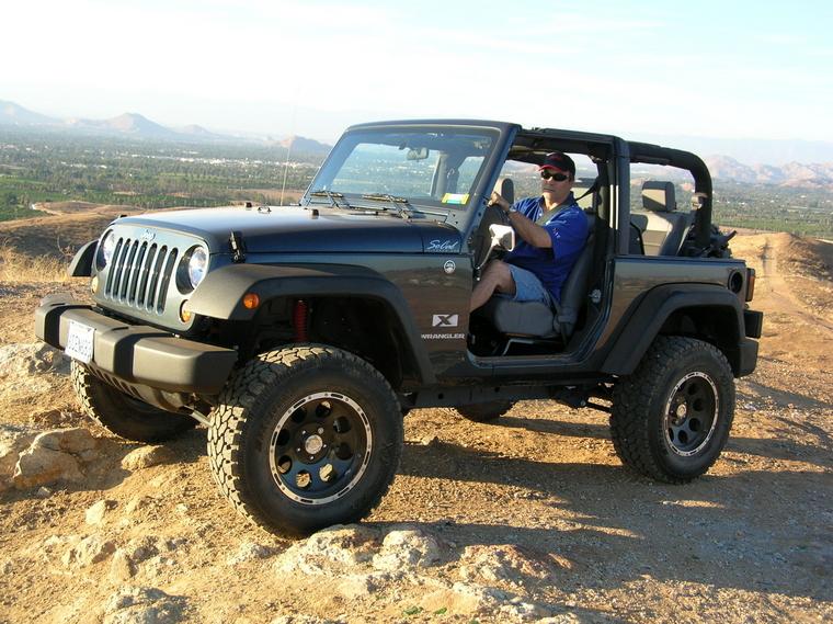 Look Ma No Doors Jk Forum The Top Destination For Jeep