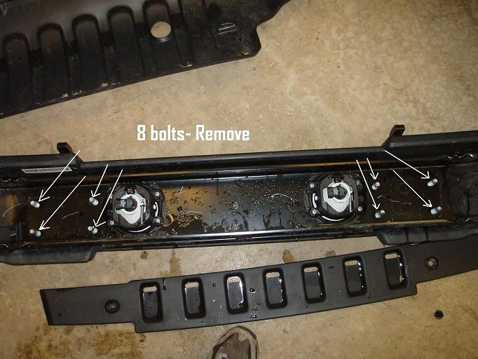 Factory Bumper Removal Jk Forum Com The Top