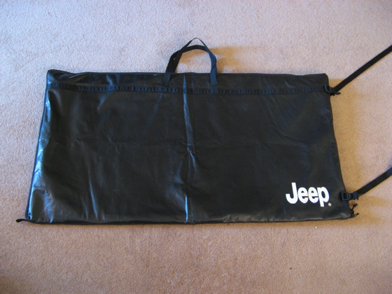 Mopar Window Storage Bag Back 3 Windows Jk Forum Com