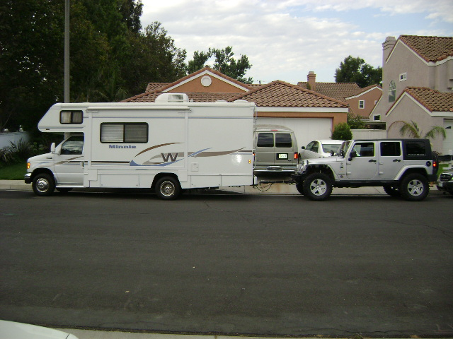 towing jk behind rv - JK-Forum.com - The top destination ...