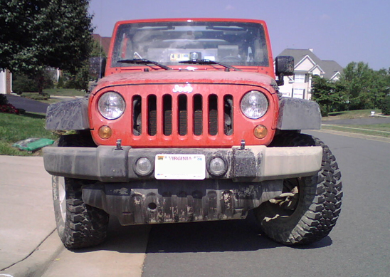 2007 Jeep Wrangler Unlimited Sahara >> 34's on stock wheels with TF BB - Page 3 - JK-Forum.com ...
