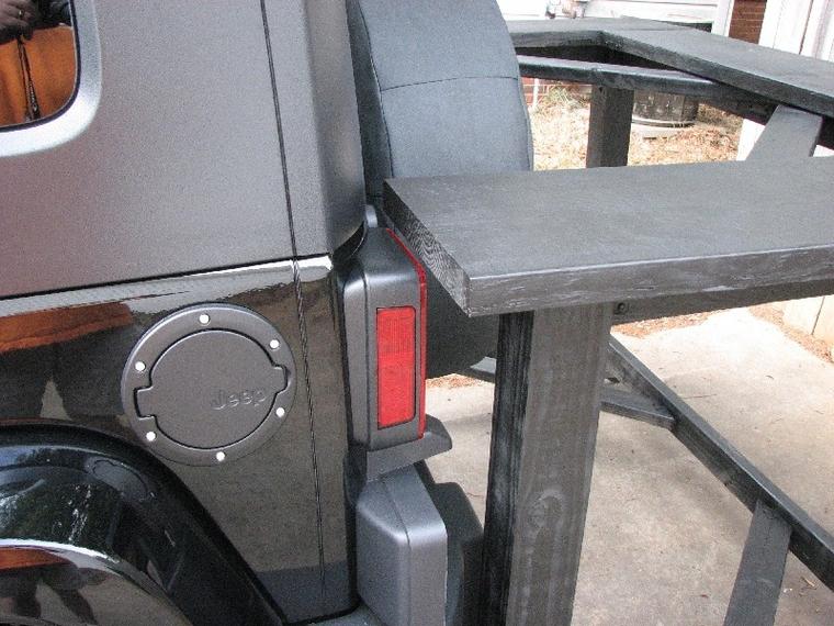 Jeep Wrangler Hardtop Lift Diy Crafting